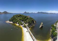 Niteroi - Boa Viagem (Marcio Santos RJ) Tags: niteroi boaviagem praia ponte