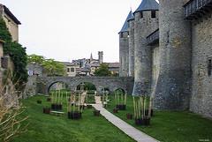 130626232 (Xeraphin) Tags: carcassonne france occitanie aude mediaeval medieval cité violletleduc citadel unesco worldheritagesite citédecarcassonne languedoc languedocroussillon monumenthistorique castle