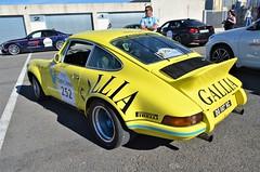 Porsche 911 Carrera RSR 2.8L 1973 (benoits15) Tags: porsche 911 carrera rsr yellow racing german car cla ledenon