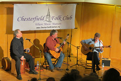 Mondegreen (taptonted617) Tags: mondegreen music musician folk chesterfield library 2015