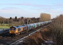66770 (dennisdominator14) Tags: train rail gbrf 66 class66 66770 moore hoppers