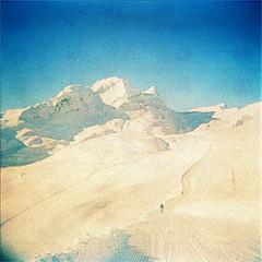 grindelwald (thomasw.) Tags: grindelwald winter snow schnee schweiz switzerland suiza suisse europe europa analog alpen alps wanderlust travel travelpics expired 120 mf holga