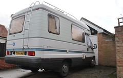 P396 OMB (Nivek.Old.Gold) Tags: 1997 peugeot boxer 320 mwb autosleeper executive camper 2446cc diesel