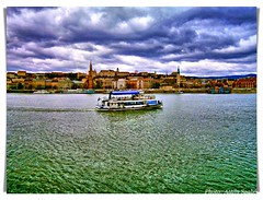 Ship - Danube (atillaszabi@gmail.com) Tags: hajó ship duna danube budapest hungary magyarország hdr