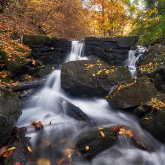 Autumn in Wallis (lionel.fellay) Tags: valais wallis switzerland suisse cascade autumn automne waterfall fujifilm xt3 landscape paysage intimate water