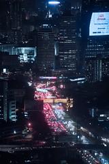 Traffic (bdrc) Tags: sony sonyalpha sonyimages sonyuniverse asdgraphy malaysiaphotographer mirrorless fullframe a7iii a7m3 pj city urban landscape scenery cityscape buildings structure night lights traffic tele zoom minolta 75300mm f4556 street