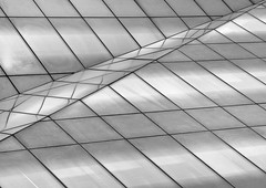Building Abstract #100 (Joseph Pearson Images) Tags: building architecture abstract london onenewchange jeannouvel blackandwhite mono bw