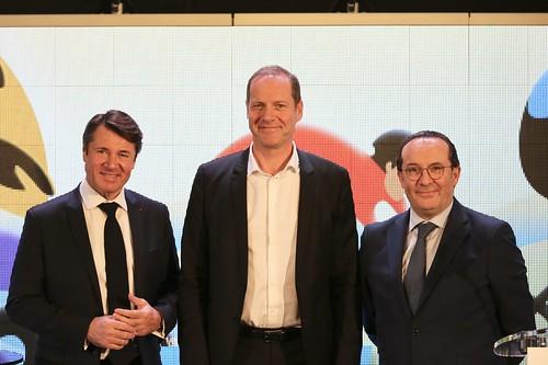 Conférence de presse Paris-Nice 2019