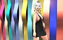 Stripes (trinana.peach) Tags: blogger blog blogs beauty backdropcity designer designershowcase fashion fashionista fashioninpixel female femaleclothing girl glamorous giuliadesigns lovely lumipro model mesh new pretty people secondlife sl sexy trinanapeach trinana virtualgirl virtual windlight woman womensfashion