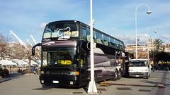 Setra S 228 DT (Lu_Pi) Tags: genova autobus bus evobus setra s228dt chiesa ilgustibus