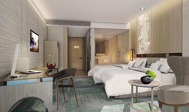 バンコクの日系ホテル:ホテル ニッコー バンコク