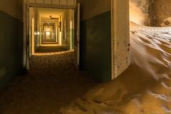 The  Hospital (Paco Conesa) Tags: namibia africa sand kolmanskop abandonada desierto canon hospital landscape paco conesa