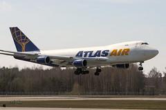 LA7X8403@L6 (Logan-26) Tags: boeing 74747ufscd n496mc msn 29257 atlas air riga international rix evra latvia airport aleksandrs čubikins