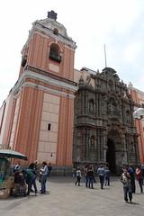 Peru Lima - Church of La Merced (Alf Igel) Tags: churchoflamerced kirchevonlamerced lamerced kirche church iglesia südamerika southamerica inca incas