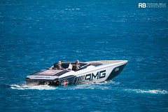 515 AMG Project One - 15,69m - Cigarette Racing (Raphaël Belly Photography) Tags: rb raphaël monaco raphael belly photographie photography yacht boat bateau superyacht my yachts ship ships vessel vessels sea motor mer m meters meter 515 amg project one 15m 15 16m 16 cigarette racing grey gris grise silver black noir noire nero nera