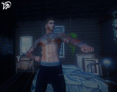 [VDStyle] Production - New Bento Pose // Morning Stretch \\ 2 ( M) Tags: mesh animation male pose static four vdstyle vd style production morning stretch bento