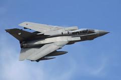 ZG754 (Ian.Older) Tags: zg754 tornado gr4 raf marham role demonstration royalairforce military jet bomber panavia variable geometry wing aircraft aviation duxford