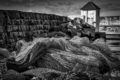 At Burghead harbour (PictishImages) Tags: sunset beach water sky red flower nature blue night white tree green flowers portrait art light snow dog sun clouds thunder storm moray scotland elgin burghead hopeman landscape seascape blackandwhite mono monochrome explore photography macro nikon fuji prime artistic fishing village structure architecture historic ancient scottish beautiful girl woman picture lens stack mountains wild natural cat rain forest path woodland stia acros simulation film photographer outside design pier countryside interior