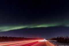 Z19_0681 LT (Zoran Babich) Tags: winter snow lapland lappi finland suomi northernlights auroraborealis