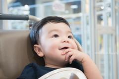 Exciting !! (littlekiss☆) Tags: portrait baby kid boy wakuwaku face ワクワク littlekissphotography