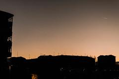 Atardecer Gasteiz 3 (Garimba Rekords) Tags: edificios vitoria gasteiz vitoriagasteiz eh euskadi euskalherria basque country pais vasco araba álava ocaso atardecer calle