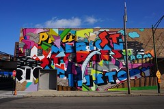 POSE (drew*in*chicago) Tags: chicago 2019 street art artist paint painter graffiti