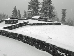 Crown Point (Tom Fenske Photography) Tags: crownpoint oregon columbiarivergorge multnomahcounty historic gorge landscape snow winter