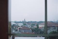 The Town. (ingmaginary) Tags: analog 35mm kodak colorplus200 cityview grainisgood ifyouleave nowherediary dazedandexposed