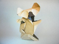 Koala - Marc Vigo (Rui.Roda) Tags: origami papiroflexia papierfalten koala marc vigo