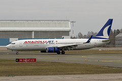 IMG_6018@L6 (Logan-26) Tags: boeing 7378f2 tcjgf besiktas msn 29790 anadolujet turkish airlines riga international rix evra latvia airport aleksandrs čubikins