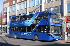Bluestar 1240 HF68 DYG (johnmorris13) Tags: bluestar 1240 hf68dyg alexanderdennis enviro400 enviro400city bus