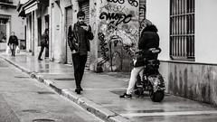 individuals (Gerard Koopen) Tags: malaga spain espana straat street straatfotografie streetphotography city candid streetlife blackandwhiteonly blackandwhite noir people woman man men walking individuals urban sony sonyalpha a7iii 24105mm 2019 gerardkoopen gerardkoopenphotography