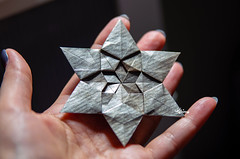 another STAR ;) (talina_78) Tags: star origami hexagon