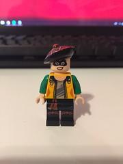 DC's Squire (Numbuh1Nerd) Tags: lego purist custom superheroes minifigures knight beryl hutchinson cyril sheldrake