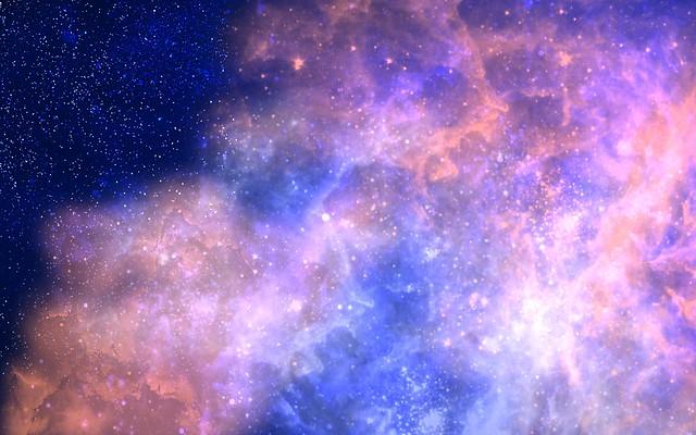 Обои космос, звёзды, туманности, сияния картинки на рабочий стол, фото скачать бесплатно