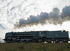 The Up Train (ARG_Flickr) Tags: 70000 britannia