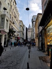 Galata Tower (Levana Una Laitman) Tags: istanbul turkey