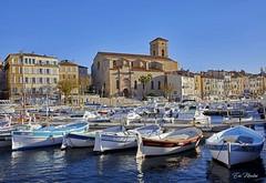 Notre Dame du Port (litang13) Tags: mer sea bleu église church laciotat provence marseille