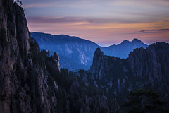 Corse (Janis Sabanovs) Tags: corse gr20 hiking montains sunset nature red blue
