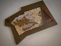 Gabriella Ciancimino - Liberty Flowers  mixed media 119x229x8 cm2016_2 (anto291) Tags: vetrinedilibertà lalibreriadelledonne fabbricadelvapore arte artecontemporanea art contemporaryart