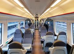 Class 168 Interior (R~P~M) Tags: train railway diesel dmu multipleunit 168 turbostar interior arriva chilternrailways england uk unitedkingdom greatbritain