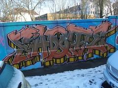 SAOTE (mkorsakov) Tags: dortmund kreuzviertel wand wall graffiti legal bunt colored saote es58
