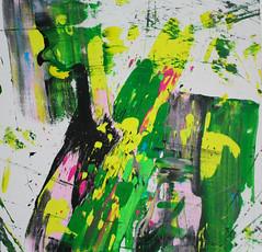 Gemini (Kinga Ogieglo Abstract Art) Tags: abstractpainting geminiart gemini abstractartwork