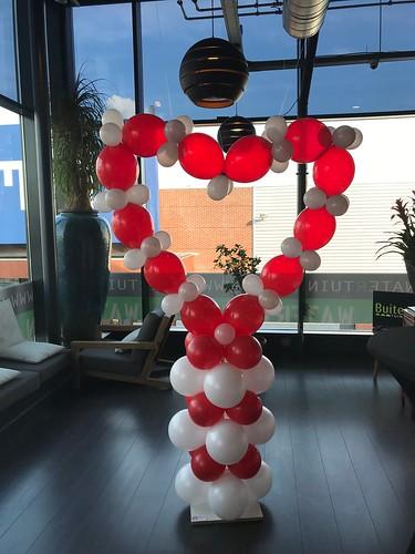 Fotolijst Ballonnen Valentijnsdag Watertuin Spijkenisse