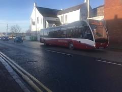 Borders Buses Optare Versa YA13AEN 11311 (Daniely buses) Tags: service60 wcm westcoastmotors 11311 ya13aen optareversa bordersbuses