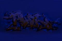 graffiti by bones (Greg Rohan) Tags: graffitiart graff graffiti streetart artist artwork arty art dark red sydney blue d750 nikon nikkor 2018