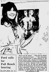 June19761st-16thNo6 (mat78au) Tags: june 1976 1st 16th melbourne newspaper extracts suzanne cecil toorak art gallery shakespeare