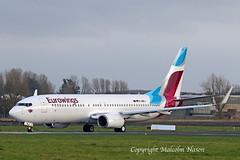 B737-86j D-ABKJ EUROWINGS (shanairpic) Tags: jetairliner passengerjet b737 boeing737 shannon iac eirtech dabkj