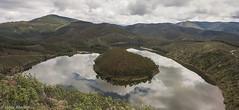 Meandro El Melero (jesussanchez95) Tags: meandroelmelero alagón lashurdes landscape panoramica panorama river meander