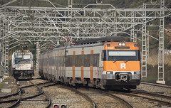 447031 (Lucas31 Transport Photography) Tags: trains railway castellbisbal renfe rodalies